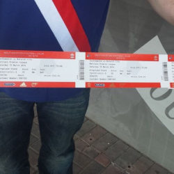 On tour : Southampton FC