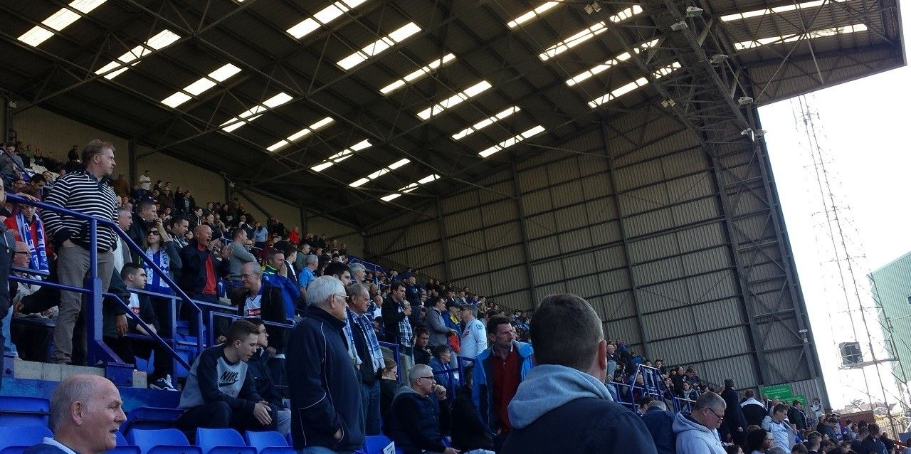 SCE1909 ON TOUR: Tranmere Rovers FC