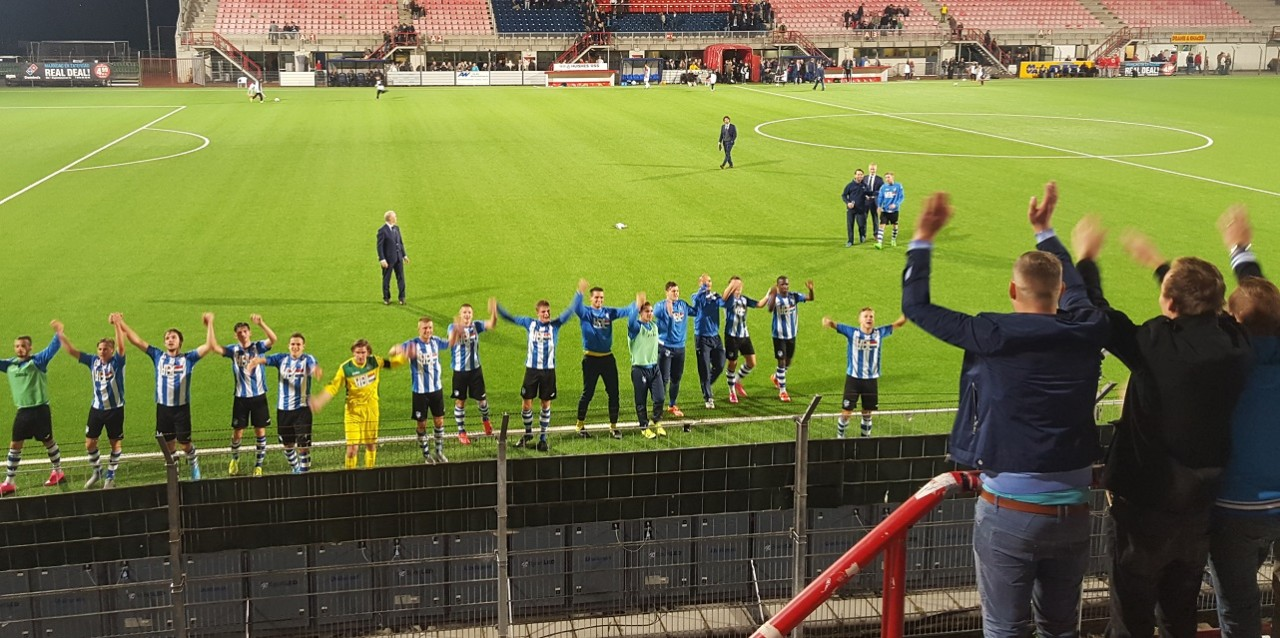 Eindhoven wint in Oss