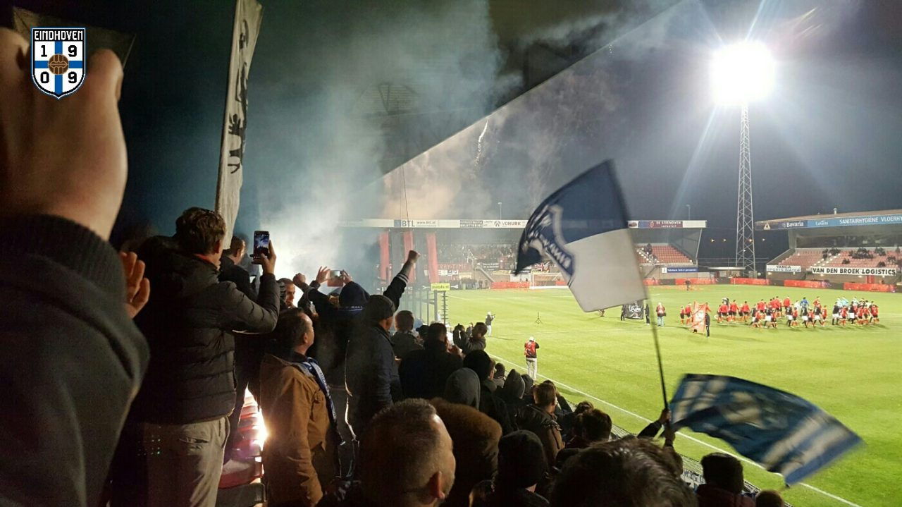 Derbyverlies, 3-0