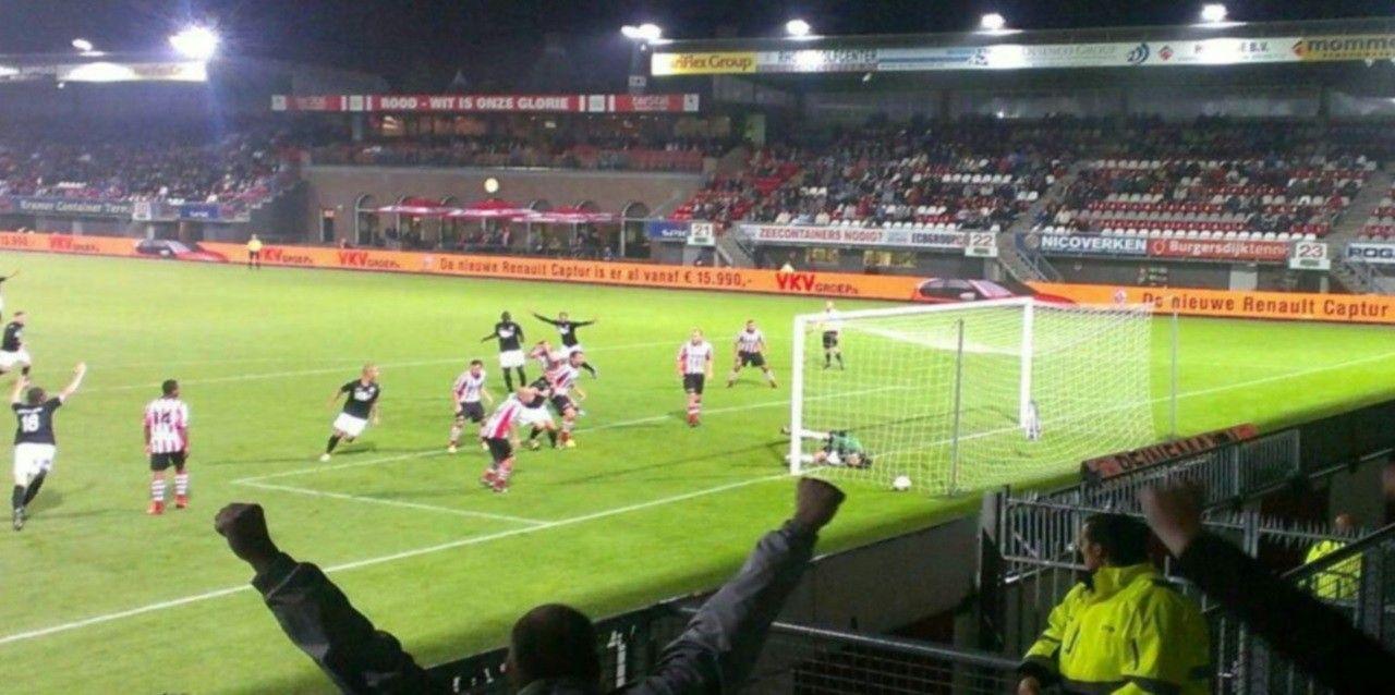 FC Eindhoven behoudt zicht op periode