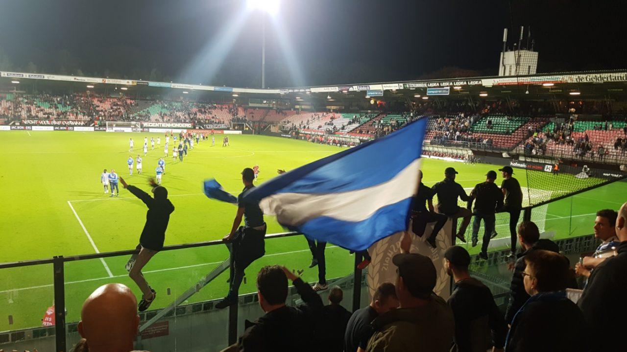 Eindhoven stunt ook in Nijmegen