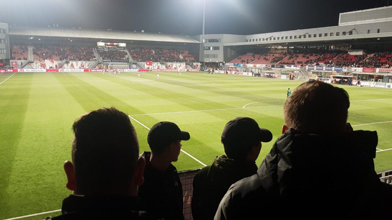 Eindhoven op weg naar de playoffs?