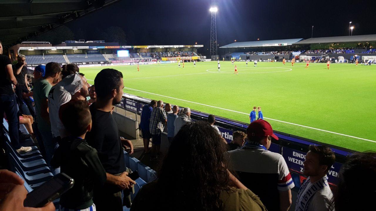 FC Eindhoven blijft ongeslagen