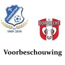 FC Eindhoven ontvangt FC Dordrecht: De voorbeschouwing