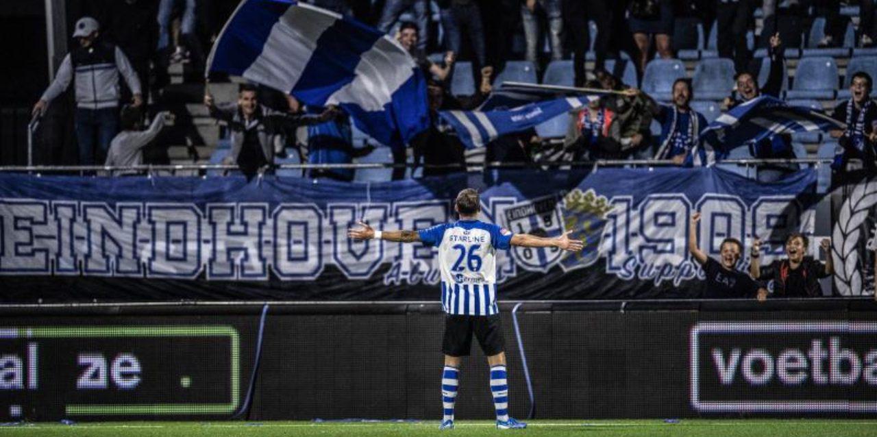 FC Eindhoven – Jong AZ, aanhaken of afhaken