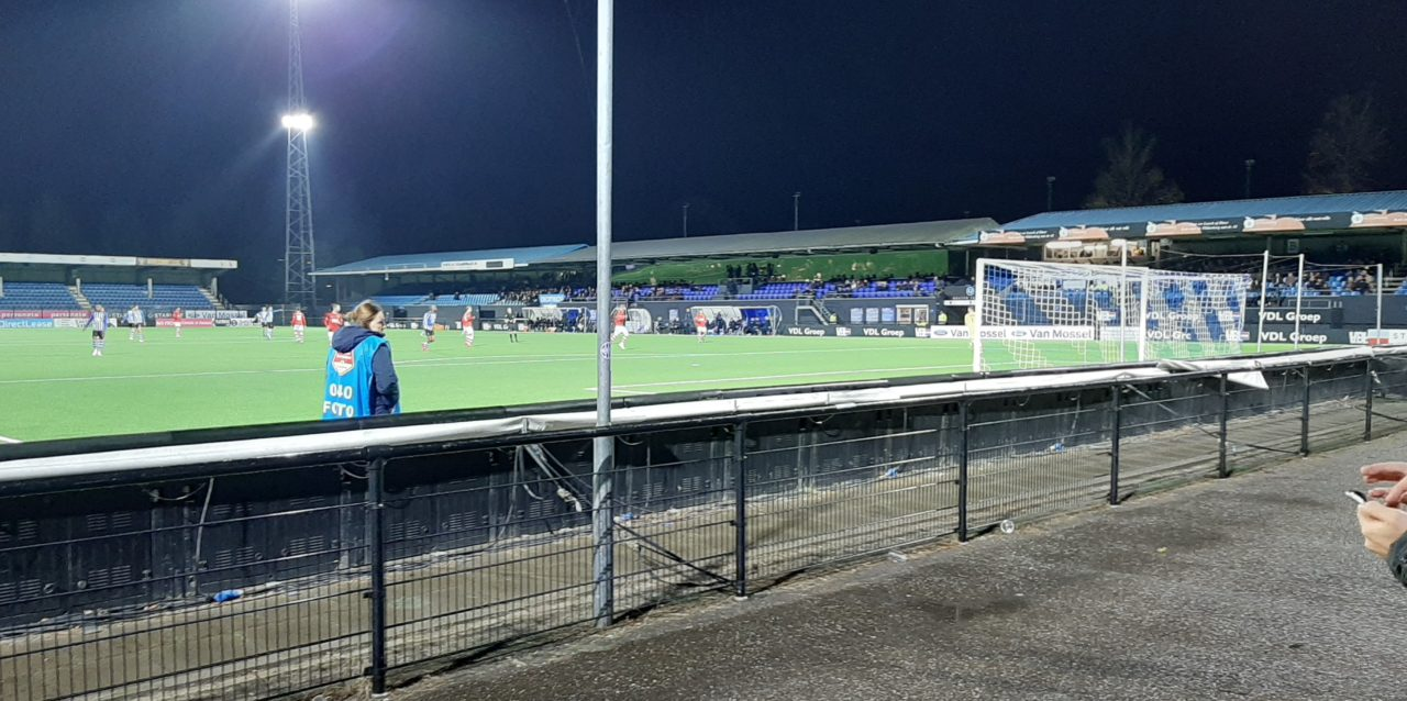 Cicilia bezorgt FC Eindhoven benodigde winst