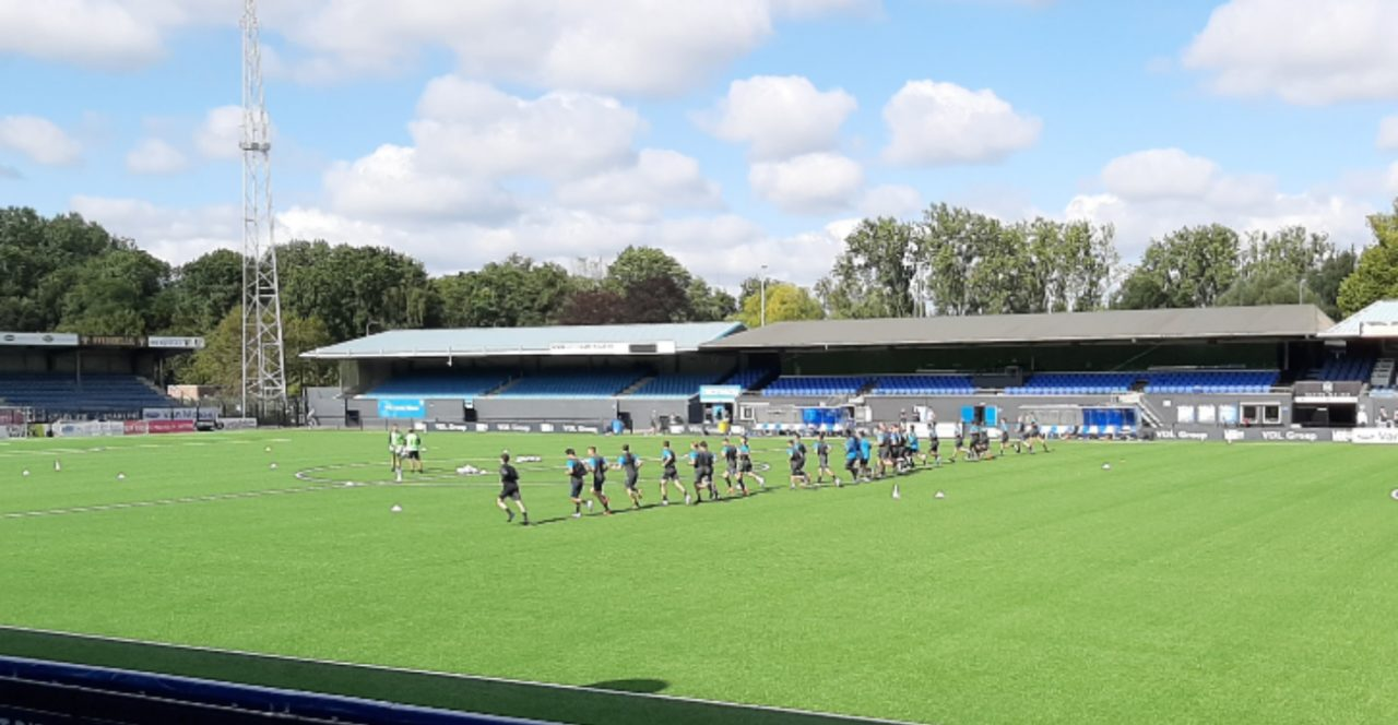 FC Eindhoven start voorbereiding seizoen 21/22